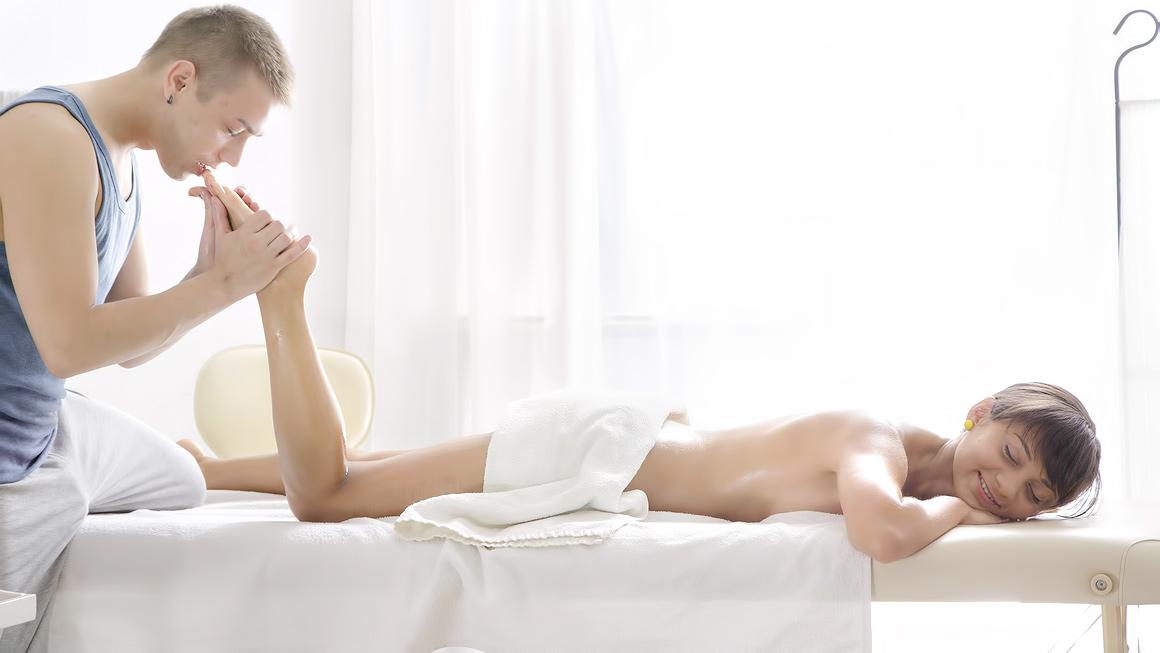 Full massage service