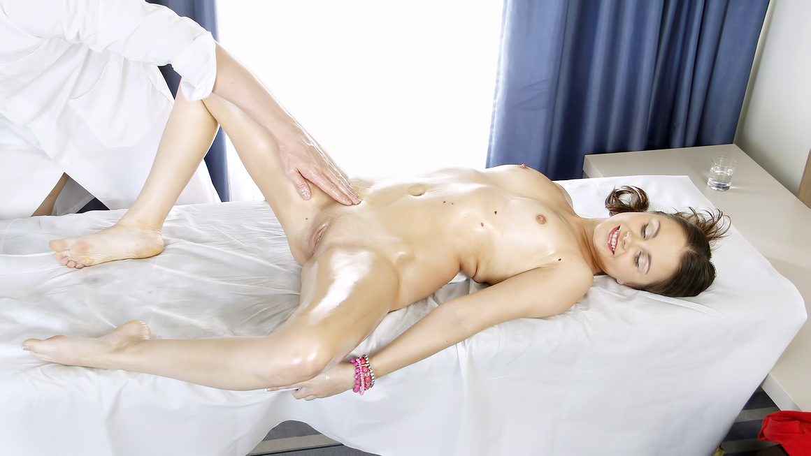 Oiled Anal Fuck